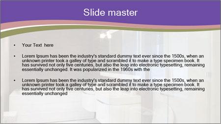 Bathroom PowerPoint Template - Slide 2
