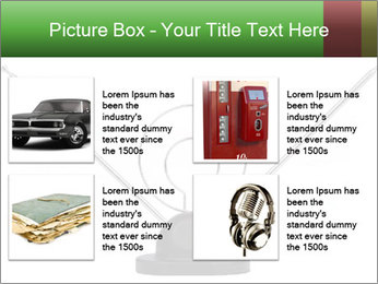 Television antenna PowerPoint Templates - Slide 14