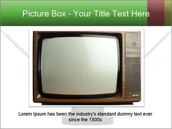 Television antenna PowerPoint Templates - Slide 16
