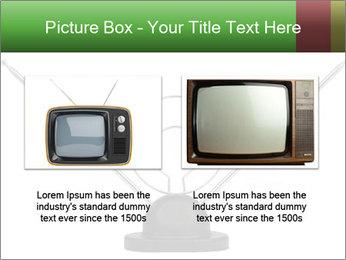 Television antenna PowerPoint Templates - Slide 18