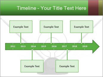 Television antenna PowerPoint Templates - Slide 28