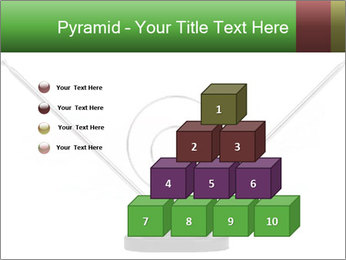Television antenna PowerPoint Templates - Slide 31