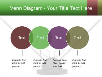 Television antenna PowerPoint Template - Slide 32