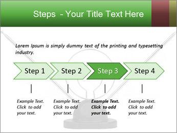 Television antenna PowerPoint Templates - Slide 4