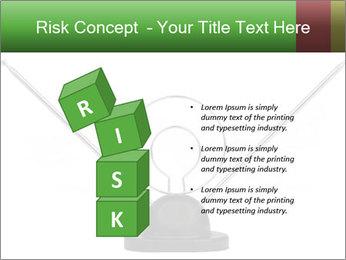 Television antenna PowerPoint Templates - Slide 81
