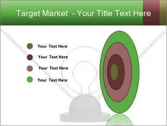Television antenna PowerPoint Templates - Slide 84