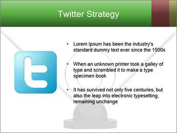 Television antenna PowerPoint Templates - Slide 9