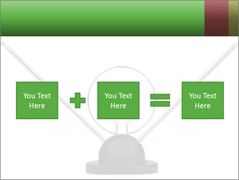 Television antenna PowerPoint Templates - Slide 95