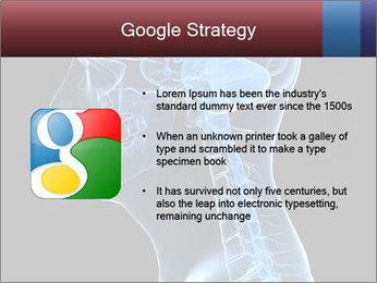 Human brain PowerPoint Template - Slide 10