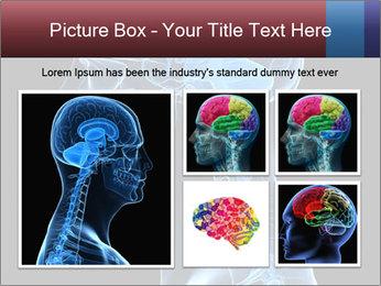 Human brain PowerPoint Templates - Slide 19