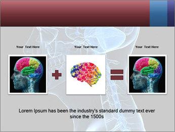 Human brain PowerPoint Templates - Slide 22