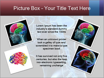Human brain PowerPoint Template - Slide 24