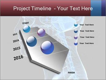 Human brain PowerPoint Template - Slide 26