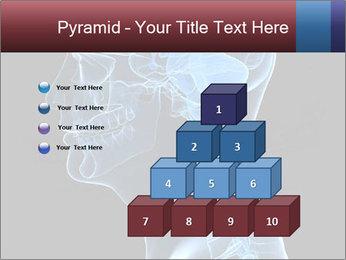Human brain PowerPoint Template - Slide 31