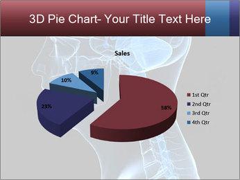 Human brain PowerPoint Template - Slide 35