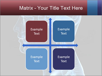 Human brain PowerPoint Template - Slide 37