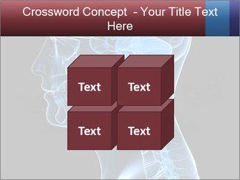 Human brain PowerPoint Template - Slide 39