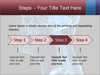 Human brain PowerPoint Template - Slide 4