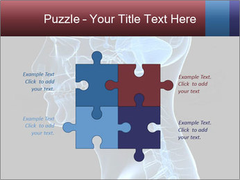 Human brain PowerPoint Template - Slide 43