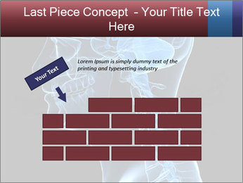 Human brain PowerPoint Template - Slide 46