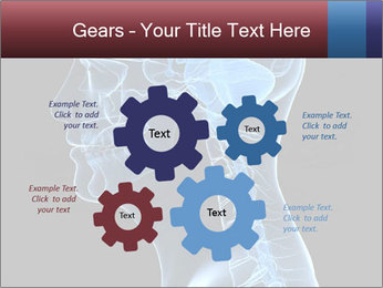 Human brain PowerPoint Template - Slide 47