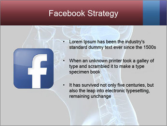 Human brain PowerPoint Template - Slide 6