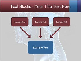Human brain PowerPoint Template - Slide 70
