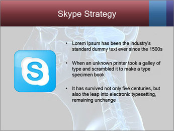 Human brain PowerPoint Template - Slide 8