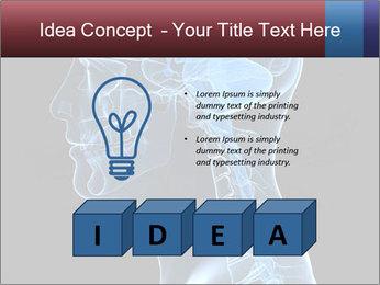Human brain PowerPoint Template - Slide 80