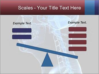 Human brain PowerPoint Template - Slide 89
