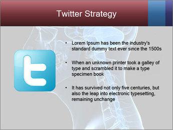 Human brain PowerPoint Template - Slide 9