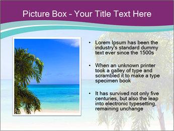 Island Paradise PowerPoint Template - Slide 13
