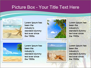 Island Paradise PowerPoint Template - Slide 14