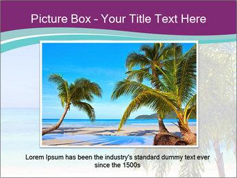 Island Paradise PowerPoint Template - Slide 15