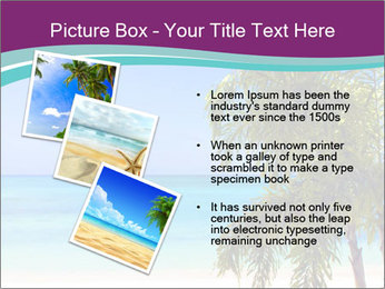 Island Paradise PowerPoint Template - Slide 17