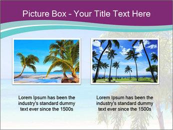 Island Paradise PowerPoint Template - Slide 18