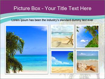 Island Paradise PowerPoint Template - Slide 19
