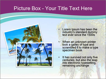 Island Paradise PowerPoint Template - Slide 20