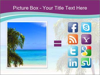 Island Paradise PowerPoint Template - Slide 21