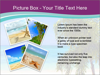 Island Paradise PowerPoint Template - Slide 23