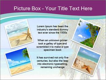 Island Paradise PowerPoint Template - Slide 24