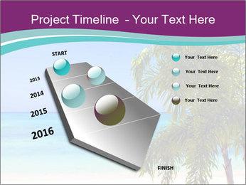 Island Paradise PowerPoint Template - Slide 26