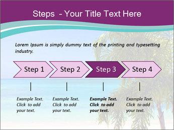 Island Paradise PowerPoint Template - Slide 4