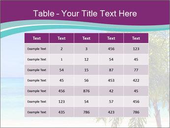 Island Paradise PowerPoint Template - Slide 55