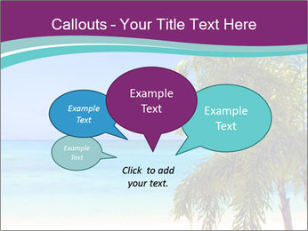 Island Paradise PowerPoint Template - Slide 73