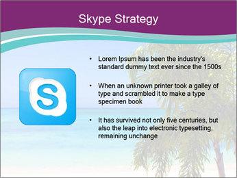 Island Paradise PowerPoint Template - Slide 8