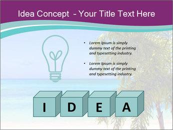 Island Paradise PowerPoint Template - Slide 80