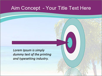 Island Paradise PowerPoint Template - Slide 83