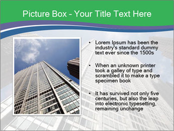 New York City in skyscrapers PowerPoint Template - Slide 13