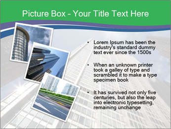 New York City in skyscrapers PowerPoint Template - Slide 17